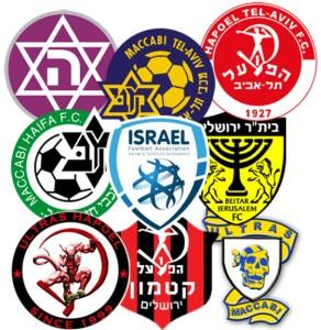 Clublogos Israel