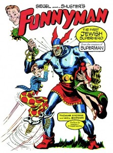 Funnyman Cover