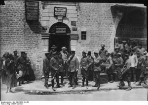 Foto: Bundesarchiv, Deutsche Truppen in Syrien